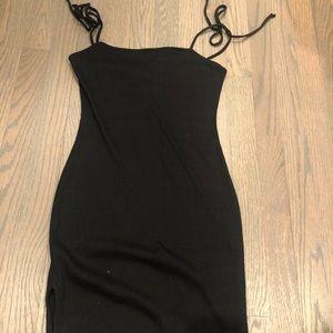 Urban Oufitters Black Mini Dress